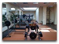 отель Черное море – Пантелеймоновская: Фитнес-центр