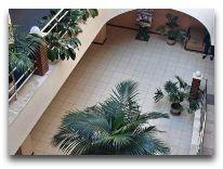 отель Черное море – Пантелеймоновская: Холл отеля