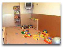 отель Черное Море – Ришельевская: Детская игровая комната