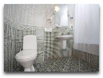отель Чичиков: Ванная в номере