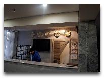 отель Shymdulak Resort Hotel: Ресепшен