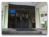 отель Shymdulak Resort Hotel: Вход в отель