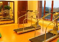 отель CHINAR HOTEL & SPA NAFTALAN: Тренажерный зал