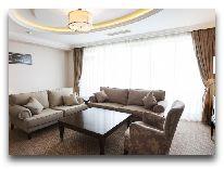 отель CHINAR HOTEL & SPA NAFTALAN: Номер Suite