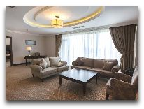 отель CHINAR HOTEL & SPA NAFTALAN: Номер Deluxe Suite