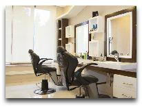 отель CHINAR HOTEL & SPA NAFTALAN: Салон красоты