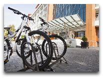 отель CHINAR HOTEL & SPA NAFTALAN: Велосипеды