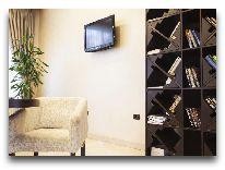 отель CHINAR HOTEL & SPA NAFTALAN: Библиотека