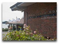 отель Christiansminde: Вход в здание
