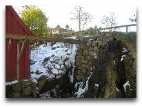 отель Christiansminde: Зима на мельнице