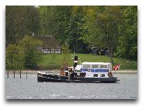 отель Christiansminde: Прогулки на кораблике