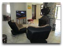 отель Chubu Hotel: Холл отеля