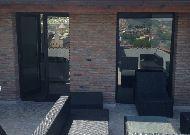 отель Citadel Narikala: Веранда отеля