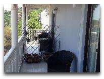 отель Citadel Narikala: Балконы номеров