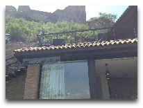 отель Citadel Narikala: Ресторан отеля