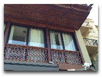 отель Citadel Narikala: Фасад отеля