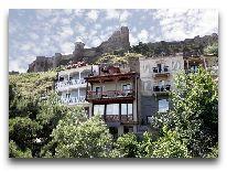 отель Citadel Narikala: Вид на отель