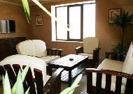 отель City Club: Комната отдыха в сауне