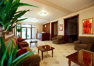 отель City Club: Ресепшен