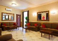 отель City Club: Холл