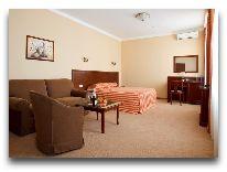 отель City Club: Номер полу-люкс