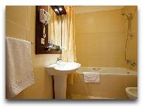 отель City Club: Ванна полу-люкса
