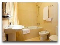 отель City Club: Ванна стандартного номера