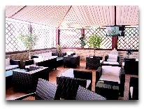 отель City Club: Летняя терраса