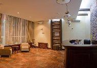отель City Club: Reception