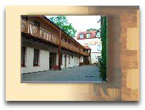отель City Gate: Здание отеля
