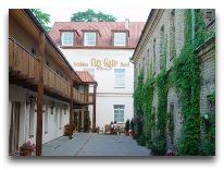 отель City Gate: Внутренний дворик