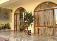 отель City Boutique hotel: Вход в отель