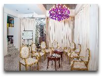 отель City Boutique hotel: Холл