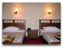отель City Samarkand: Номер Twin