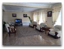 отель City Samarkand: Холл отеля
