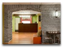отель City Hotel Tallinn: Буфет