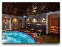отель City Hotel Tallinn: Сауна