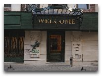 отель Boutique Hotel Baku: Вход в отель
