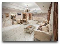 отель Boutique Hotel Baku: Холл отеля