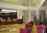 отель Amberton Vilnius: Лобби