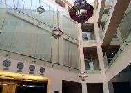 отель Amberton Vilnius: Холл отеля