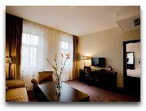 отель Amberton Vilnius: Номер Deluxe