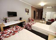 отель City Park Hotel: Номер Deluxe