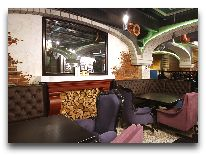 отель City Park Hotel: Ресторан-паб Beraria Chisinau