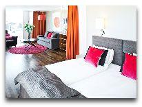 отель Clarion Amaranten: Luxe с террасой
