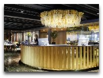 отель Clarion Amaranten: Ресепшен