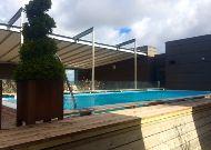 отель Clarion Hotel Post: Открытый бассейн
