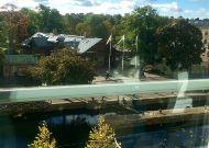 отель Clarion Hotel Post: Вид из окна номера superior