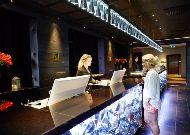 отель Clarion Hotel Post: Ресепшн отеля