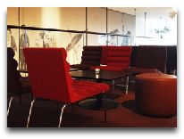 отель Clarion Stockholm: Upstairs бар